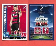 Bayer Leverkusen Kyriakos Papadopoulos Greece 205